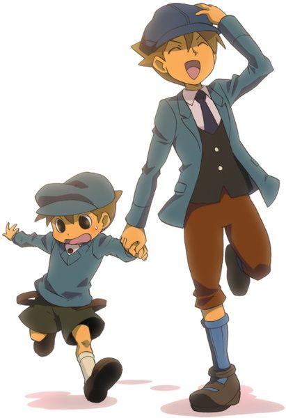 Luke et Clive