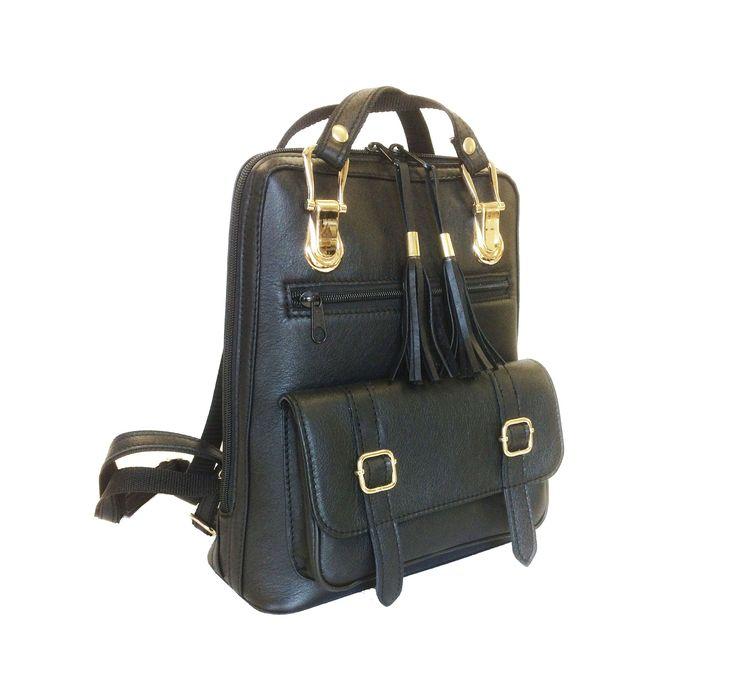 Praktický módny ruksak z prírodnej kože vyrobený zo 100% prírodnej kože a disponuje vynikajúcou kvalitou spracovania materiálu. https://www.vegalm.sk