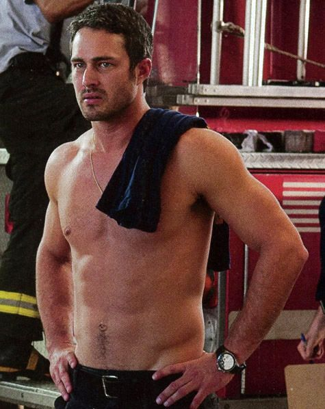 Taylor Kinney | Chicago Fire