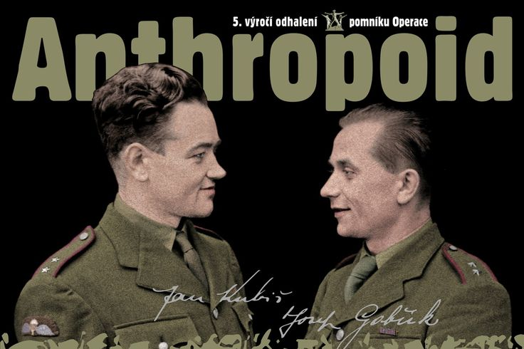 5th anniversary of unveiling of Operation Anthropoid monument