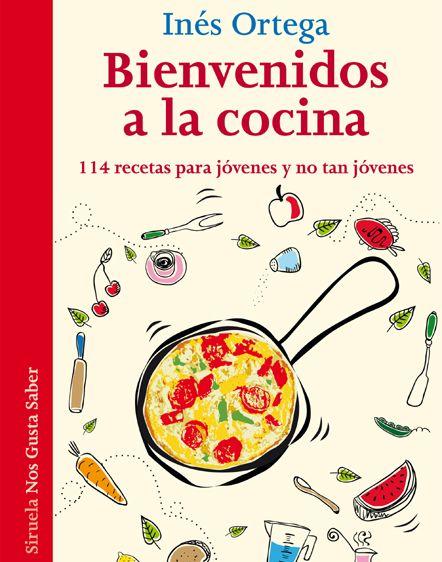 Inés Ortega te enseña a preparar recetas fáciles, saludables y muy ricas