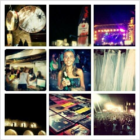 La mia Notte della Taranta 2012