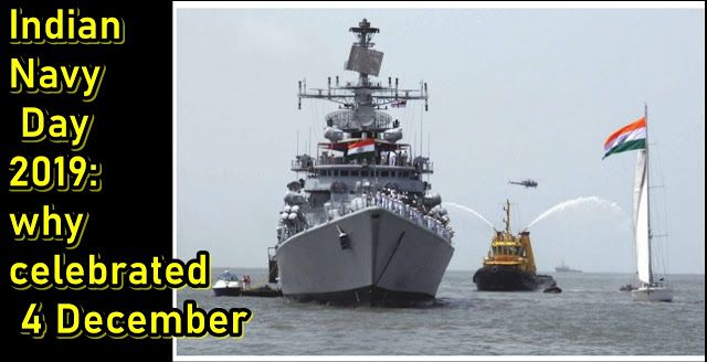 Pin On Indian Navy Day 2019 Why Celebrated 4 December