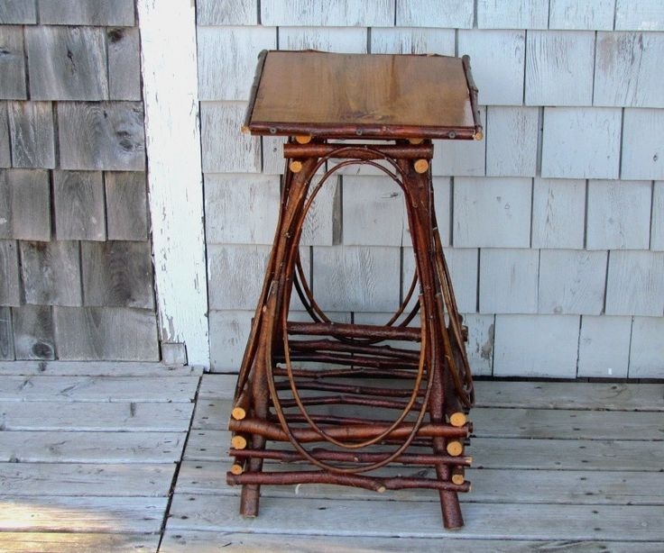 32 Best Twig And Bent Willow Furniture Images On Pinterest
