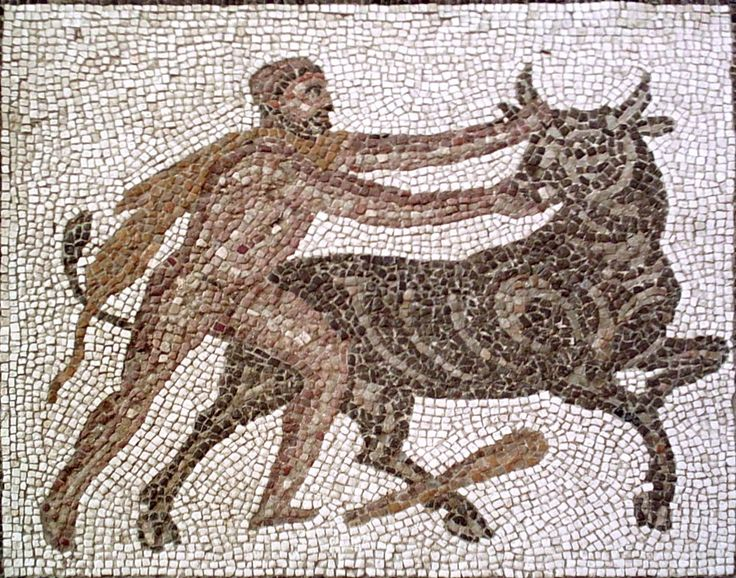 The sacrifice of the bull, an ancient Atlantean tradition that lives on in Spanish practices.
