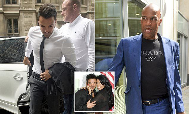 Peter Andre found Katie Price's disabled son Harvey 'difficult'