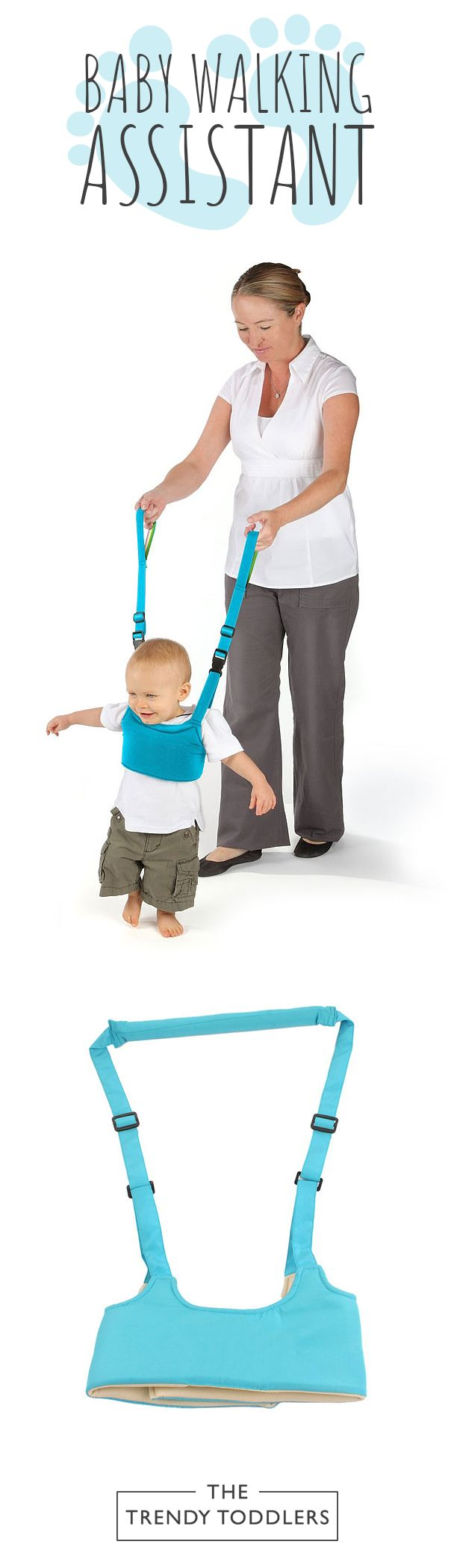 UP TO 50% OFF + FREE SHIPPING! SHOP Our Baby Walking Assistant