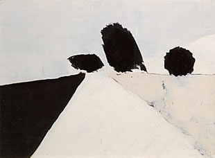 Nicolas de Staël - The Road, 1954