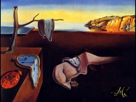 Dali-The Persistence of Memory