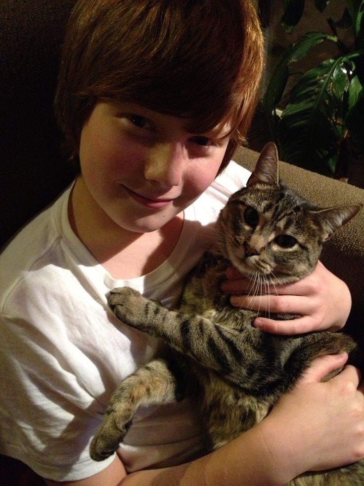1-3-14: Son and pet
