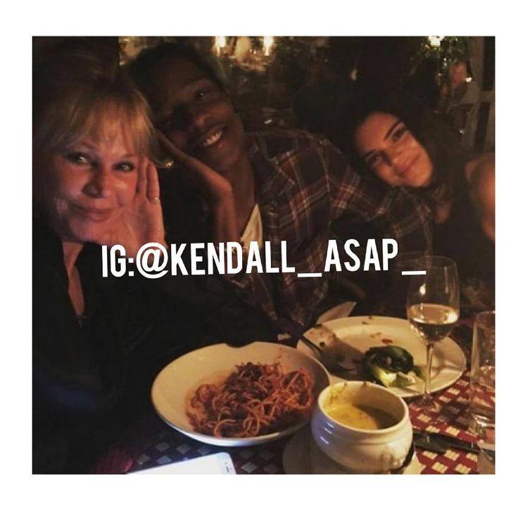 The family approves������ ��: @asaprockytings  #kendallJenner #Vip #instagoals #asaprocky #kyliejenner #theshaderoom #relationshipgoals #food #glam #makeup #paris #metgala #rihanna #nickiminaj #celebrity #love #london #kim #kanye #beauty #fashion #zendaya #gucci #drayamichele #jayz #glamour #cute #honey #flawless #family http://tipsrazzi.com/ipost/1508223174096009910/?code=BTuSPxmATq2