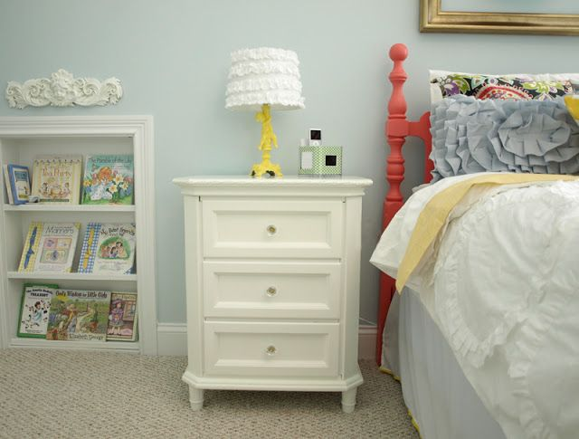 Bed Is Painted Begonia From Sherwin Williams Bedding Is Pb Kids P In Real Life Pinterest