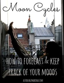 Astrology Marina: Moon Transits - How to keep track of and forecast your mood
