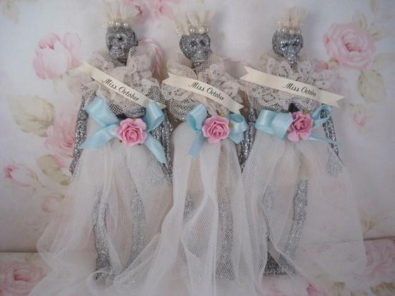 Rhissanna: Skeleton Fairies: Tutorial