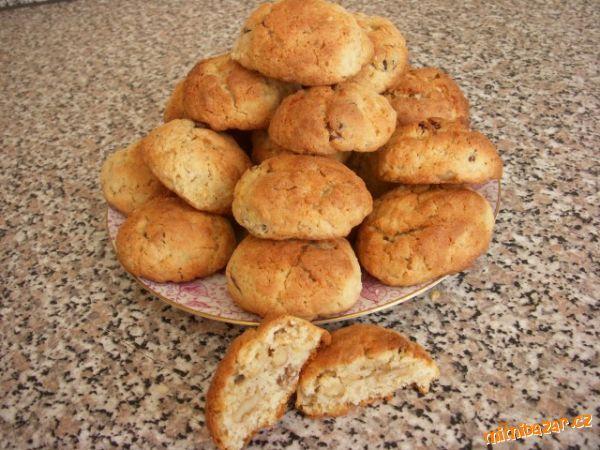 cereální sušenky patnáctiminutovky i s pečením