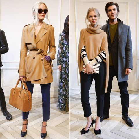 Banana Republic has solved the mystery of the French girl with its new fall 2016 collection. Get a sneak peek.