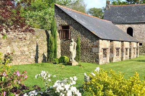 Le Manoir de Saint Meleuc, chambres d'hotes de charme dans les Côtes d'Armor, Bretagne  Bed and breakfast in Brittany, France