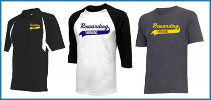 T Shirt Fundraisers - Learn how-to: www.rewarding-fundraising-ideas.com/t-shirt-fundraisers.html
