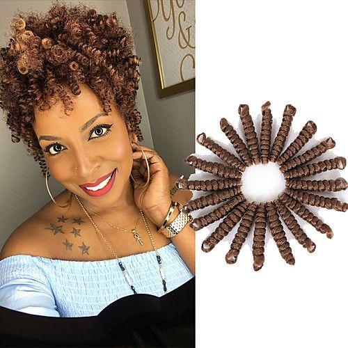 Toni Curl Synthetic Hair Human Hair Extensions Hair Accessory Pre-loop  Crochet Braids Hair Braids