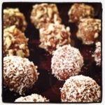 Gezonde snoepjes van dadels en vijgen