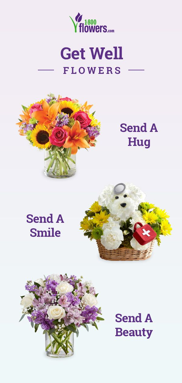 Get Well Flowers Get Well Flowers Get Well Soon Gifts Get Well Gift Baskets
