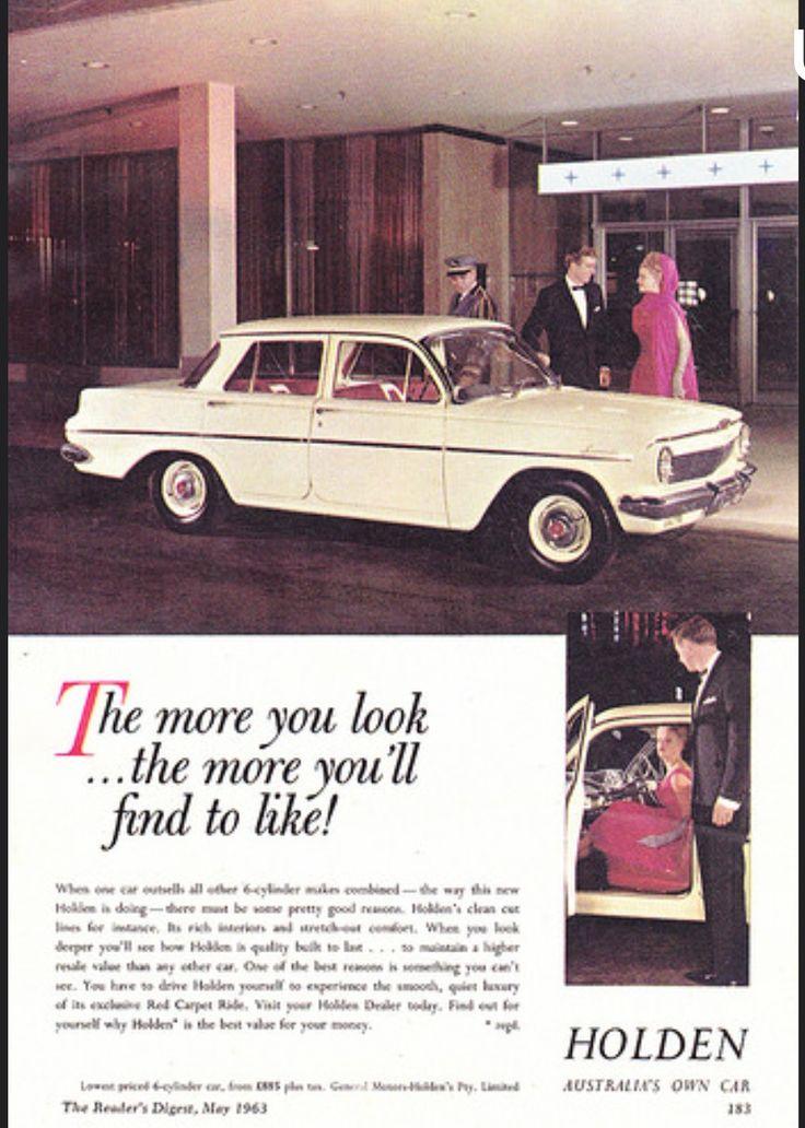 1962 EJ Holden