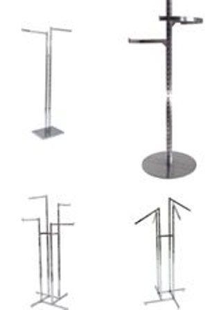 Floor Stands Suppliers in Canada - http://www.idealdisplays.ca/05_floor_racks.html