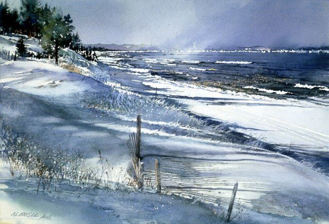 Nita Engle (watercolor)