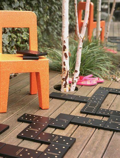 outdoor dominoes