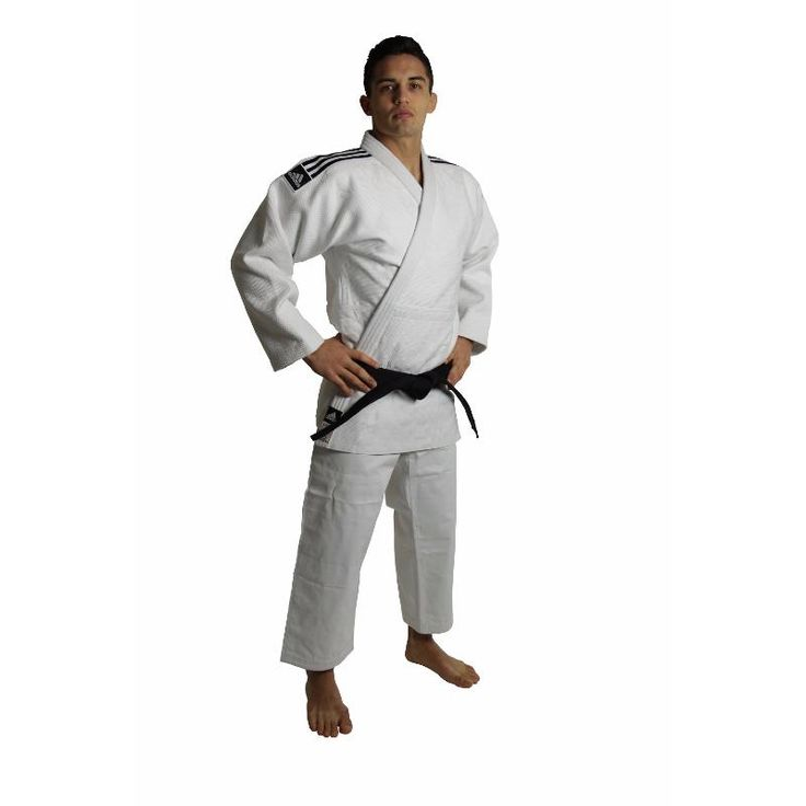 Kimono de judo adidas IJF 2015