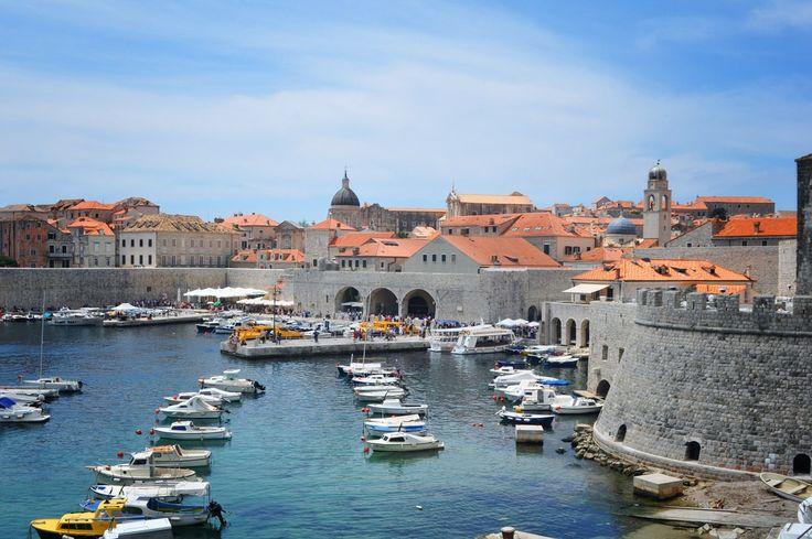 Découverte de Dubrovnik en récit et photos