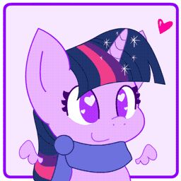 Twilight is Bouncy Gif by HungrySohma16 #twilightsparkle #fanart #mlp