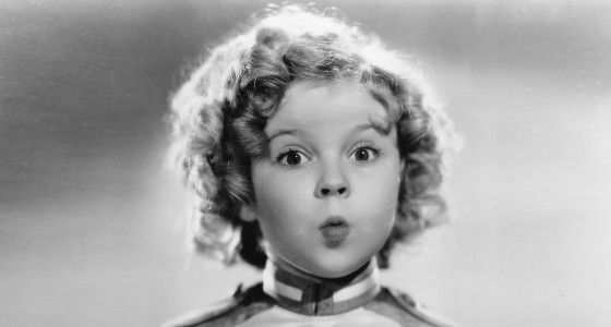 Shirley Temple. I remember watching her movies on television with my mom when I was a kid. She deserves a place on my board. : )