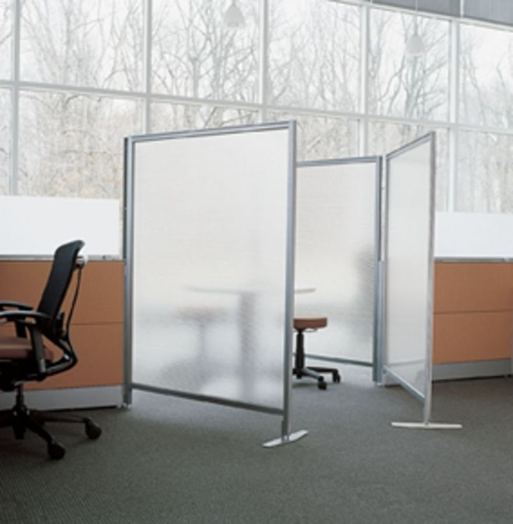 Small Office Partition Lyft Teknion