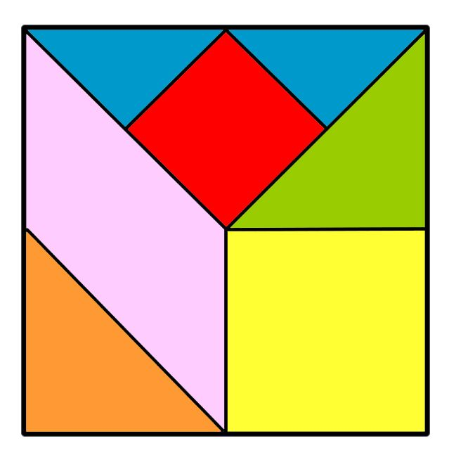 68 Best Images About TANGRAM On Pinterest