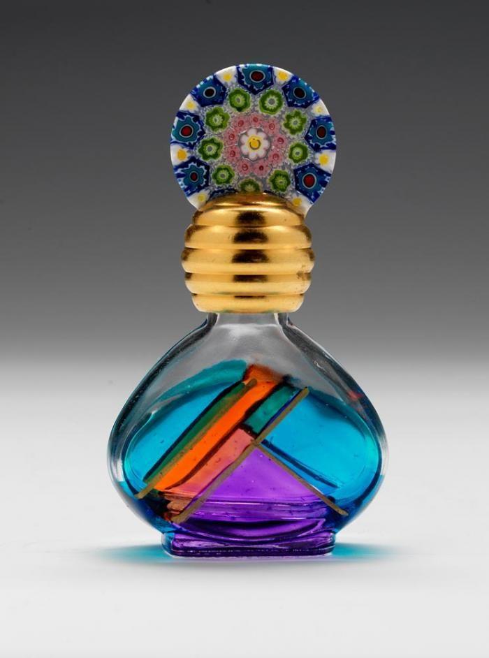 Mellefori Lamp - Perfume Bottles