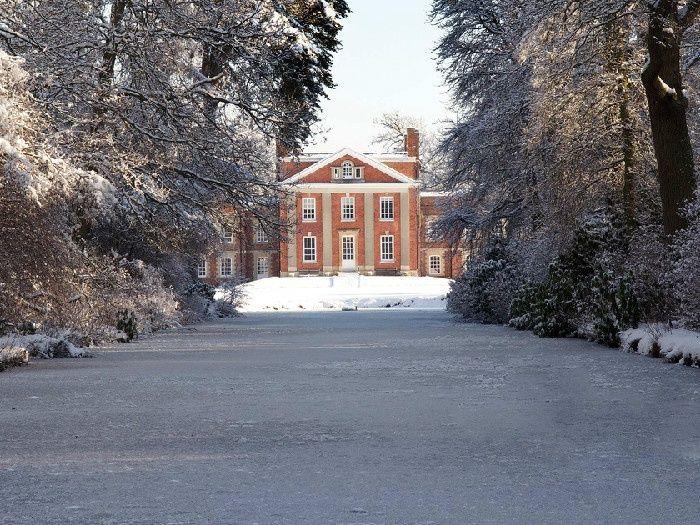 Theobalds Park Wedding Venue In Hertfordshire