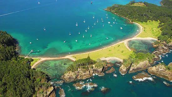 Roberton Island, Bay of Islands