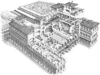 Palazzo Barberini: plan and facade.palazzo_barberini_sezione_del_percorso_museale_museo_roma_lazio_italia_i_pa_roma_barberini11349144219276.jpg (331×249)