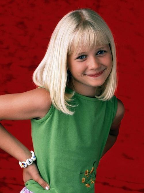 Serena Baldwin, daughter of Scott Baldwin and Lucy Coe