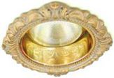 LR-101 Victorian Recessed Light Medallion. In doubt about which recessed light to use. This is one option
