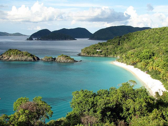 The Escape: Trunk Bay, Insulele Virgine Americane
