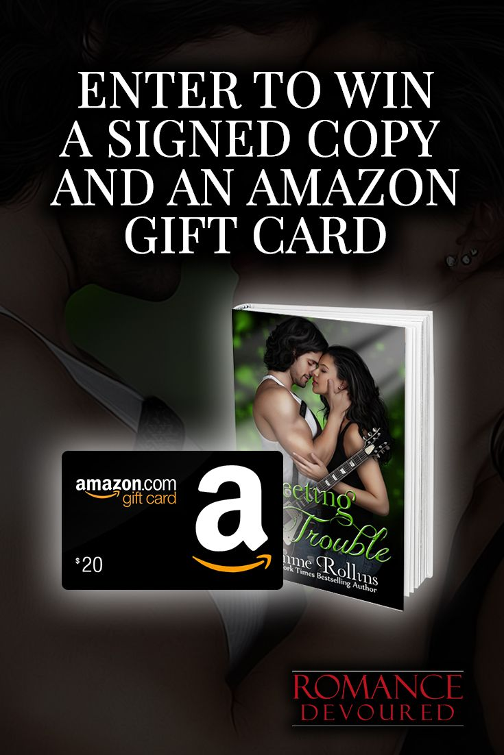 Win a $20 Amazon Gift Card or a Signed Copy from NY Times & USA Today Bestselling Author Emme Rollins