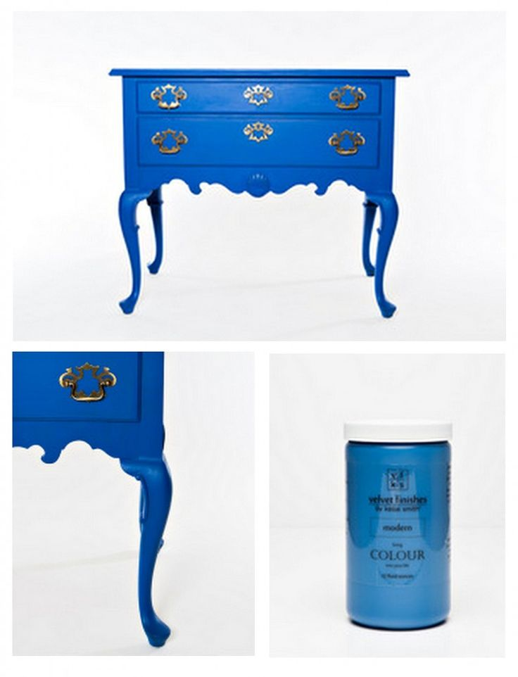 Awesome New One Step Furniture Paint Line Called Velvet Finishes {Paint It  Monday}