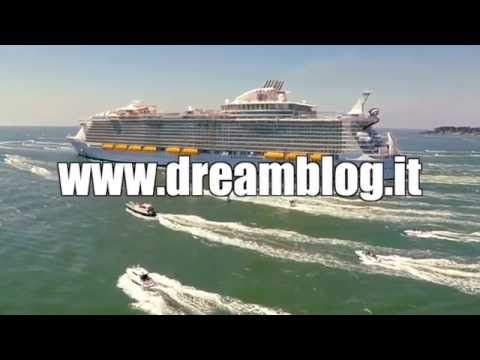 Harmony of the Seas: Anteprima Dream Blog Cruise Magazine