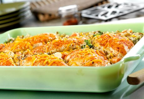 Vegetable Casserole Chicken Rice And Casseroles On Pinterest