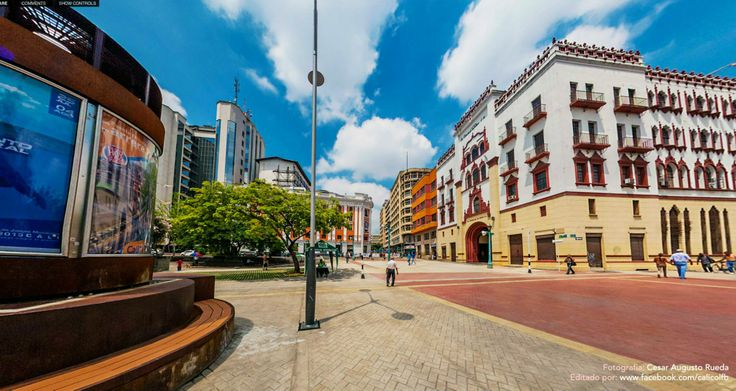 Boulevar del Rio #travel #cali #colombia #learnspanish #gringolingo