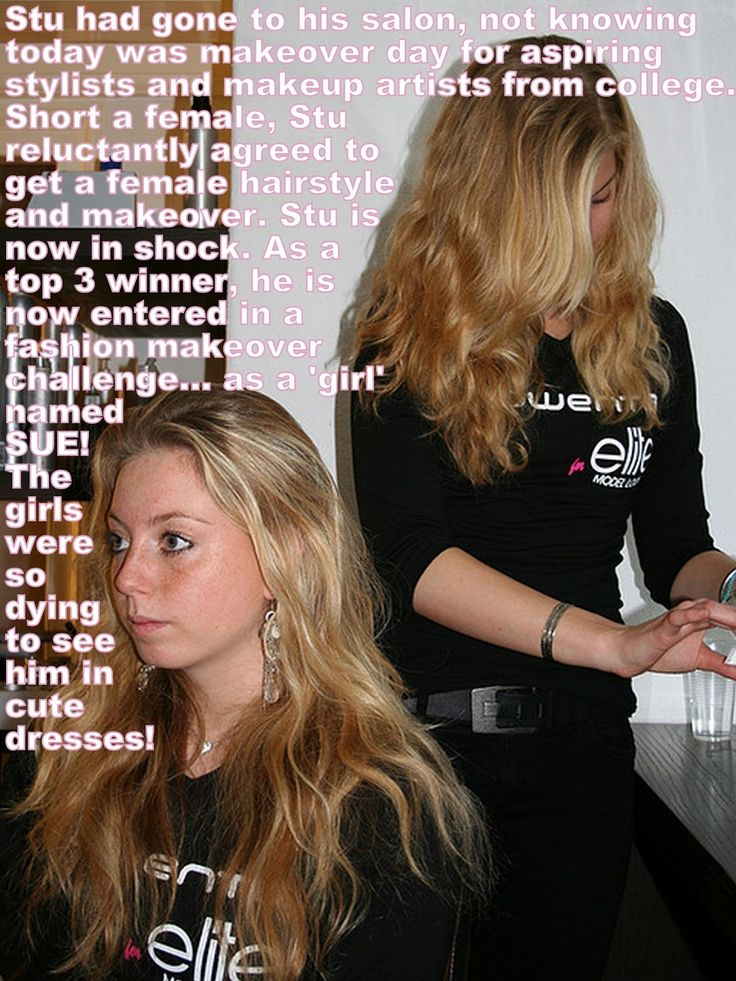 Apologise, but, blonde mistress hair salon bondage apologise