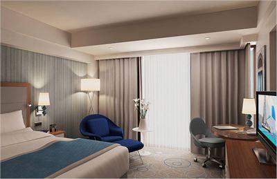 Double Tree by Hilton Kuşadası Oda