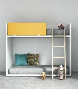 #Litera infantil DADO de #Tegar Mobel doble #dormitorios #infantiles #decoracion http://www.aristamobiliario.es/literas-infantiles-y-juveniles/949-litera-infantil-vitta.html
